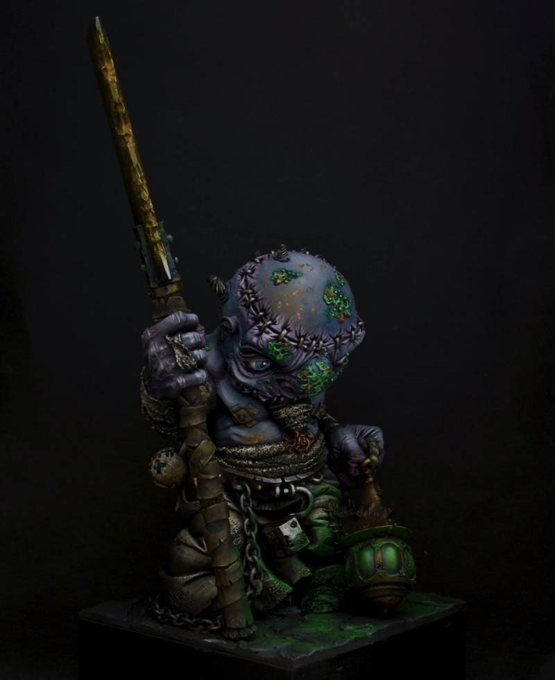 Mid-Nor Scourge Bearer