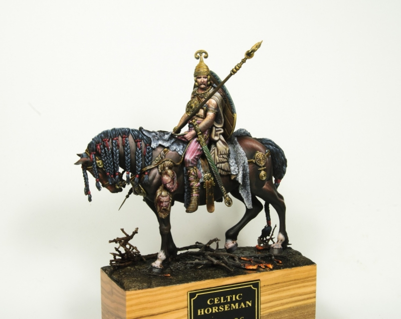 Celtic Horseman