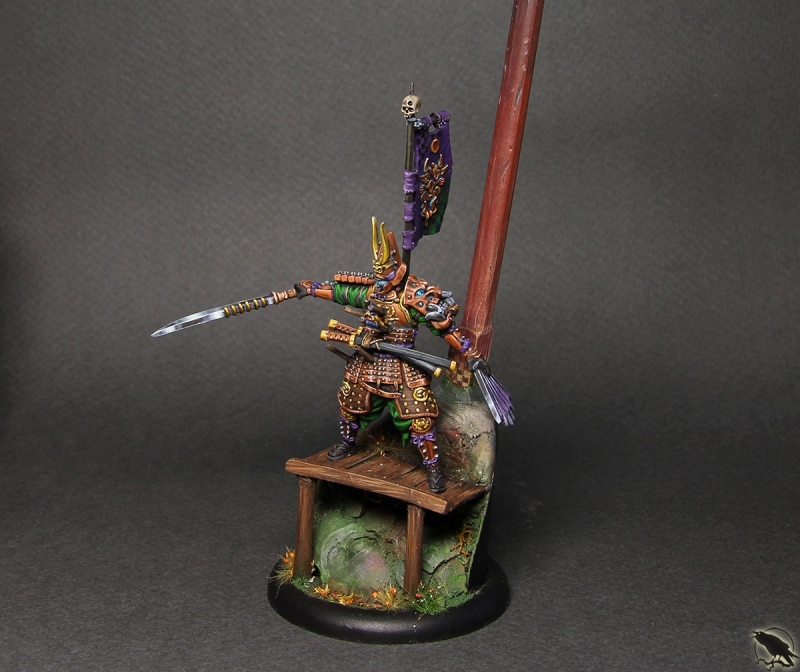 Izamu the Armor (Malifaux)