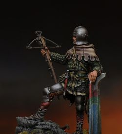 Rebel of Berlin.15 century.54mm.