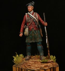 42nd Highlanders 1757