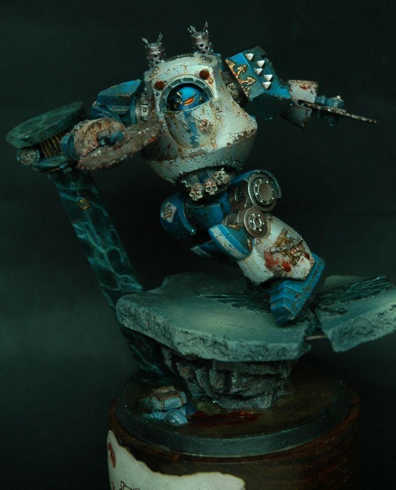 World Eater Contemptor Dreadnought