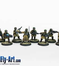 Steel Legion Infantry Squad 1