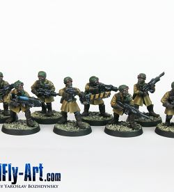 Steel Legion Infantry Squad 2