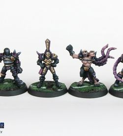 Slaanesh Blood Bowl Team