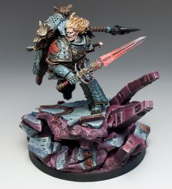 Forgeworld Leman Russ Primarch Space Wolves Legion