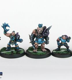 Tzeentch Blood Bowl Team