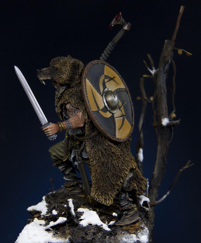 The Norse Berserker Warriors - Norse Mythology Explained ...  Viking Berserker