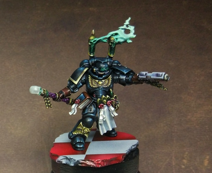 Primaris Chaplain Conversion