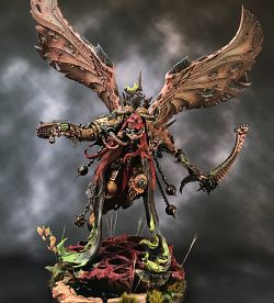 Mortarion - a long journey finished