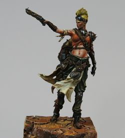 Sarah Fortune, from Kimera Minis