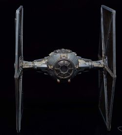 A TIE Fighter Over Jaku