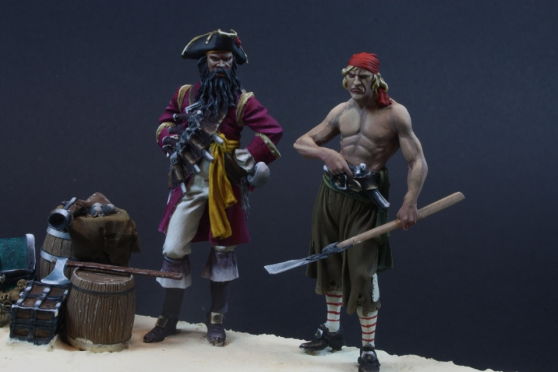 Pirates of the Tortuga 1668