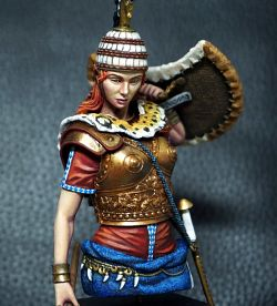 Penthesileia, Queen of Amazons