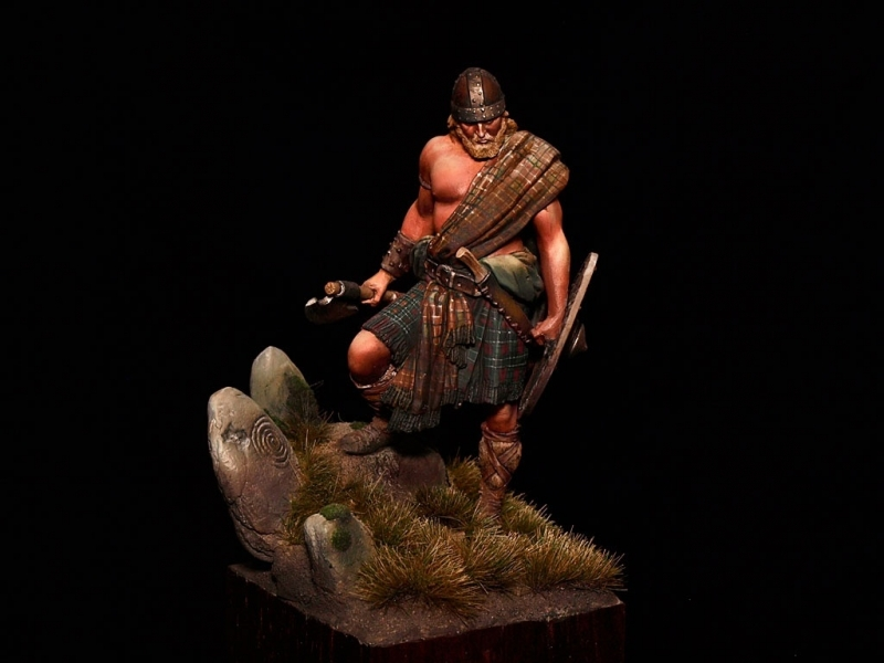 Highland Warrior - Pegaso