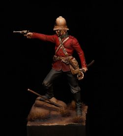 British Officer - Zulu Wars (Pegaso)
