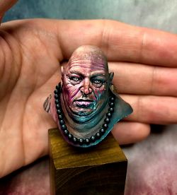 Fun little bust