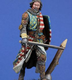 French Knight - Hundred years War 1340