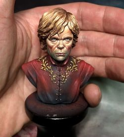 Tyrion Lannister Bust