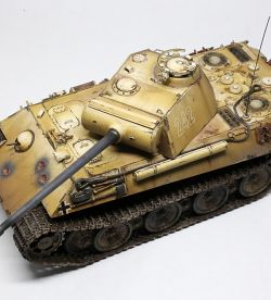 Pz. Kpfw. V Ausf. G, Panther (early)