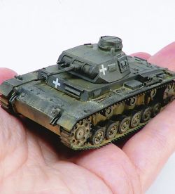 Pzkpfw III Ausf.E [First to Fight 1:72]