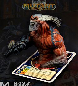 Mutant Chronicles Part 1 -  Metropolitan Prophet