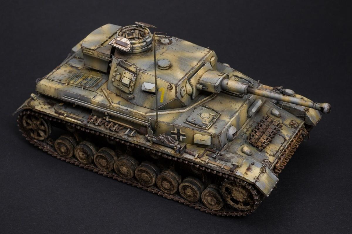 PzKpfw IV Ausf.... F2