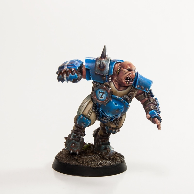 Warhammer Blood Bowl Ogre