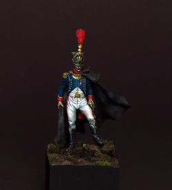 Grenadier Officer of the Young Guard