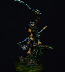 Ocelur - the jungle hunter