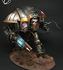 Canis Rex - Imperial Knight