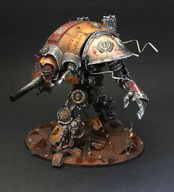 Hawkshroud - Imperial knight