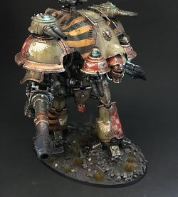 Castellan - Imperial Knight