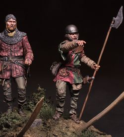 English infantry100 Years war