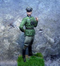 Wehrmacht officer France 1940