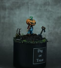 Dig or Treat ;)