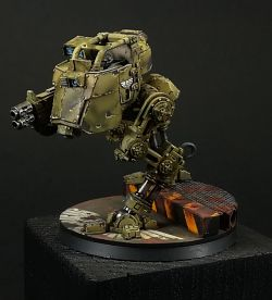 Forge World - Elysian Drop Sentinel