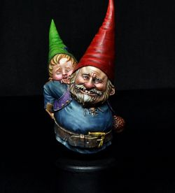 Gnomes (I don't want to go to school..)