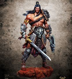 Morlok the Barbarian