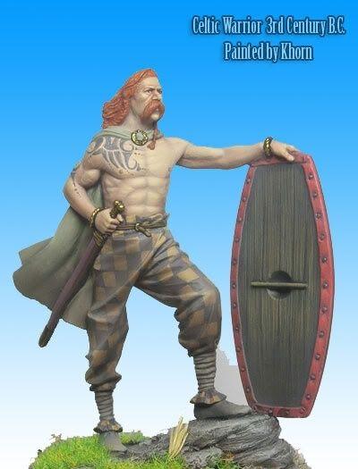 Celtic Warrior 3rd B.C.