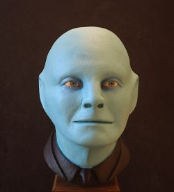FANTOMAS the bust (from the french movie)
