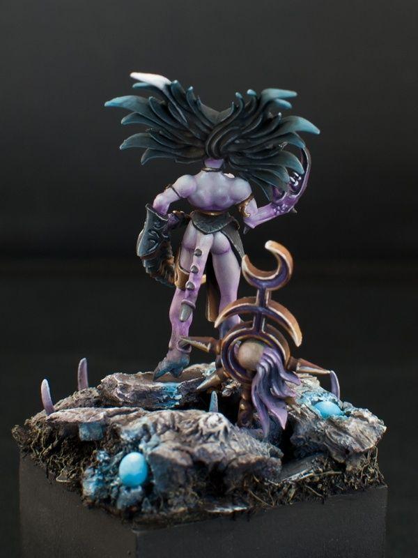 Demonette of Slaanesh