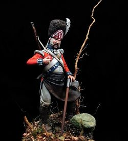 Pioneer of 7th Regiment Of Foot (Royal Fusilier), 1789