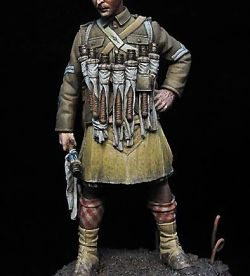 Scottish Grenadier. Veghel 1916