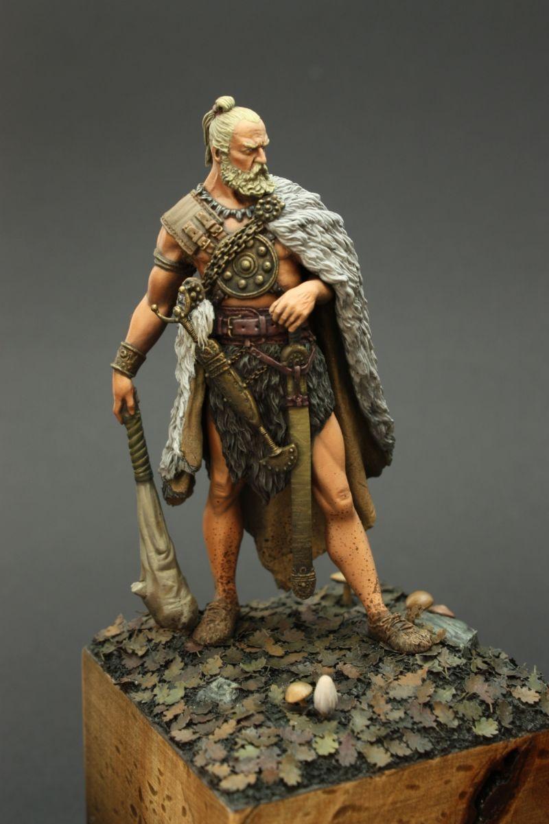 Germanic Warrior Germanic warrior by Go...