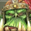 Orc Warlord bust