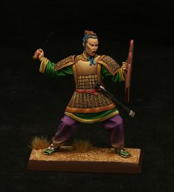 Jin dynasty warrior (266–420)