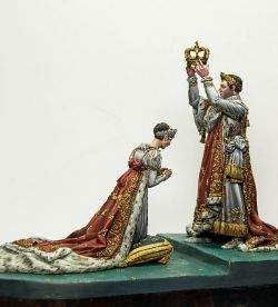 The Coronation of Napoleon and Josephine