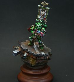 Dark Angel Sergeant