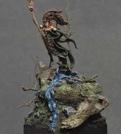 Wood Elf Spellweaver